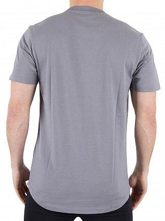 Ellesse Silver Italia Pescara Logo T-Shirt