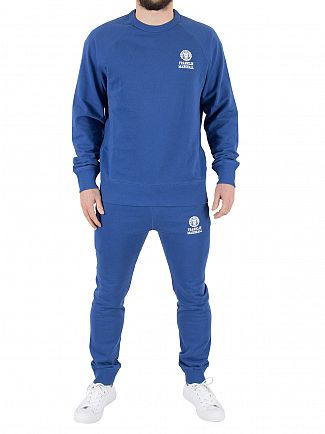 Franklin & Marshall Olympic Chest Logo Sweatshirt Tracksuit