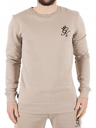 Gym King Nomad Logo Jumper Sweatshirt
