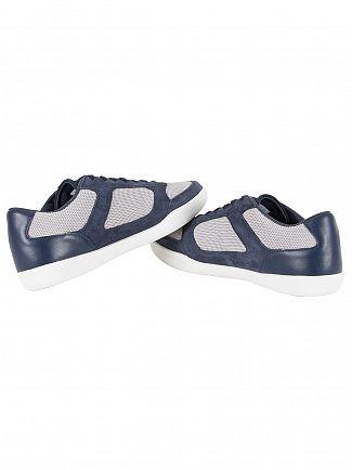 Lacoste Navy Court-Minimal 217 1 CAM Trainers