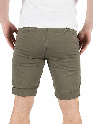 Minimum Sea Turtle Frede Chino Shorts