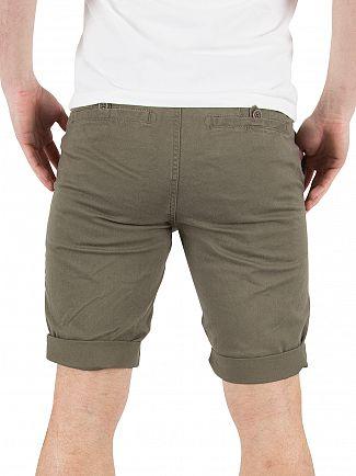 Minimum Sea Turtle Frede Chino Shorts
