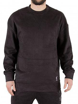 Religion Steel Tracker Suedette Sweatshirt