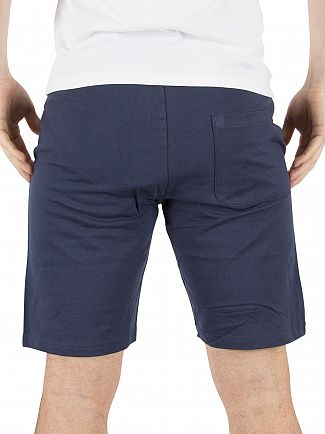 Only & Sons Dress Blues Grigori Logo Sweat Shorts