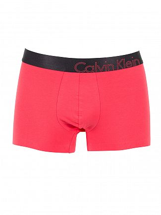 Calvin Klein Henna Tech Fusion Logo Trunks