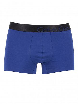 Calvin Klein Dark Midnight Tech Fusion Logo Trunks