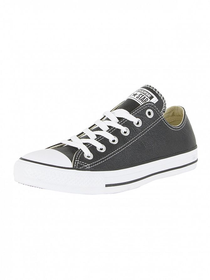 Converse Black CT OX Trainers