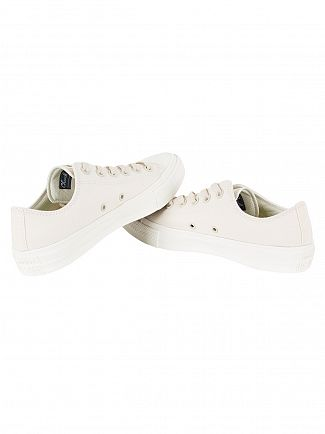 Converse Parchment CTAS II OX Trainers