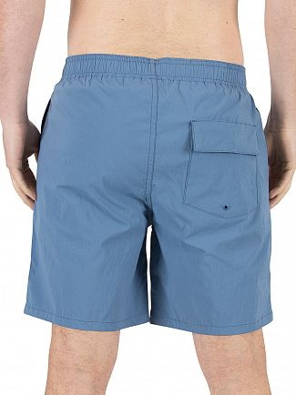 Converse Blue Coast Quickdry Logo Swimshorts