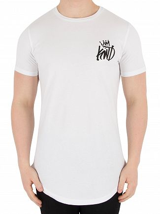 Kings Will Dream White Travis Logo T-Shirt