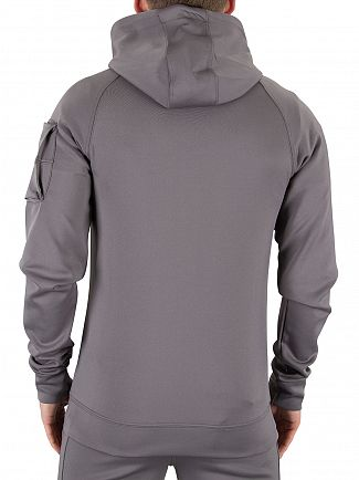 Kings Will Dream Grey Zone Logo Hoodie