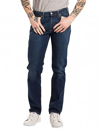 Levi's Glastonbury 511 Slim Fit Jeans