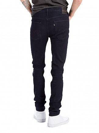 Levi's Indigo Line 8 Skinny Super Stretch RFP Jeans