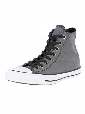 Converse Black/White/Black CTAS HI Trainers