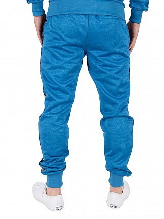 Ellesse Imperial Blue Marl Foranzi Vertical Logo Track Joggers