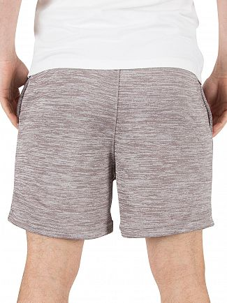 Jack & Jones Light Grey Melange Speed Sweat Shorts