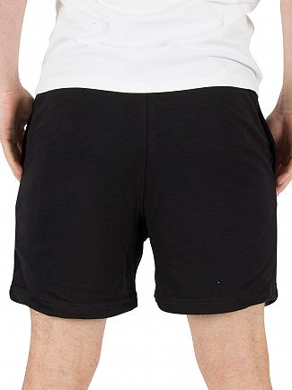 Jack & Jones Black Speed Sweat Shorts