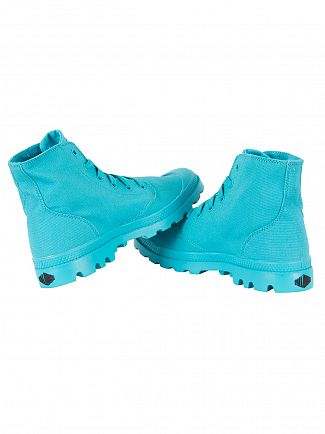 Palladium Bluebird Mono Chrome Hi Boots