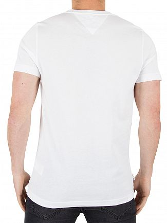 Tommy Hilfiger Classic White Baxter New York Graphic T-Shirt