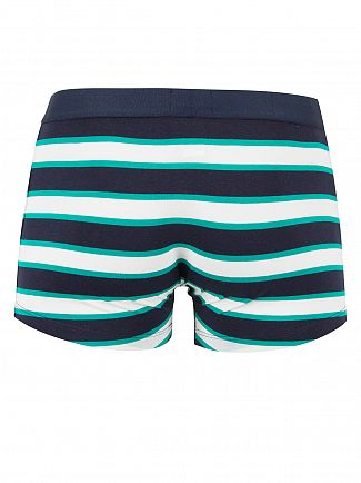 Tommy Hilfiger Columbia Icon Striped Logo Trunks