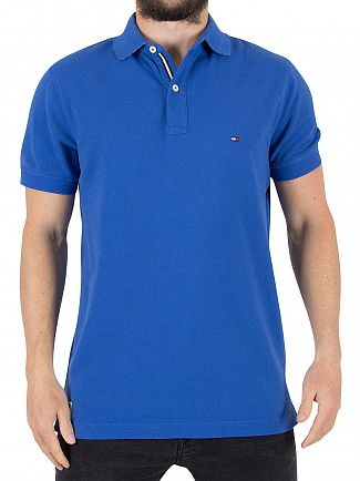 Tommy Hilfiger True Blue Summer Logo Polo Shirt