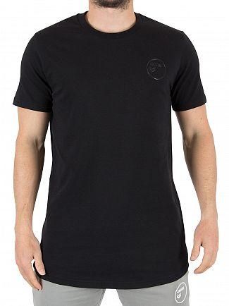 4Bidden Black Alert Logo T-Shirt