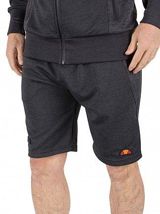 Ellesse Anthracite Marl Liberte Logo Shorts