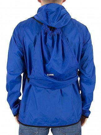 G-Star Nassau Blue Strett Festival Jacket