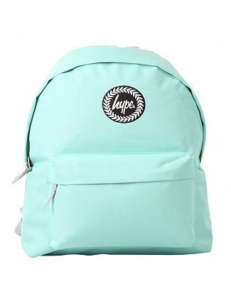 Hype Mint Logo Backpack