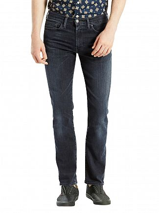 Levi's Dark Blue 511 Headed South Slim Fit Jeans