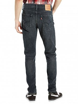 Levi's Dark Wash 512 Steinway Slim Fit Tapered Jeans