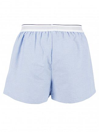 Tommy Hilfiger Marina Heritage Oxford Logo Woven Trunks