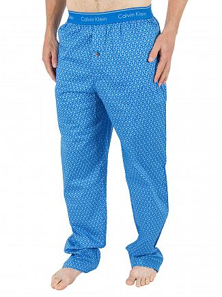 Calvin Klein Dream Blue Logo Pyjama Bottoms