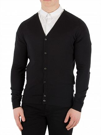 John Smedley Petworth Longsleeved V-Neck Cardigan