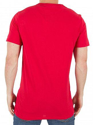 Superdry Rish Scarlet Premium Goods Lite T-Shirt