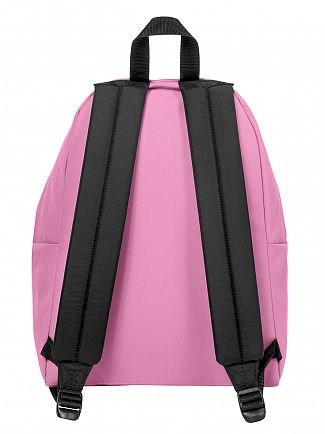 Eastpak Coupled Pink Padded Pak R Logo Backpack