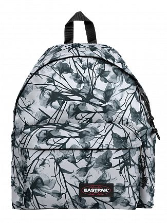 Eastpak Black Ray Padded Pak R Logo Backpack