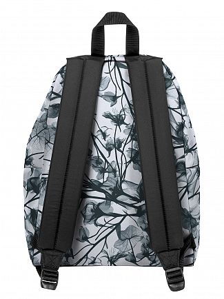 Eastpak Black Ray Padded Pak R Logo Backpack