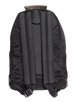 Eastpak Black Wyoming Logo Backpack