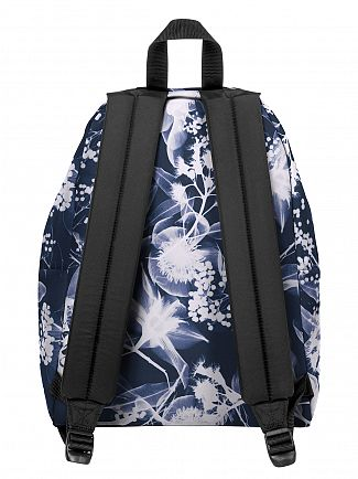 Eastpak Navy Ray Padded Pak R Logo Backpack