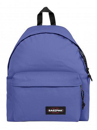 Eastpak Insulate Purple Padded Pak R Logo Backpack