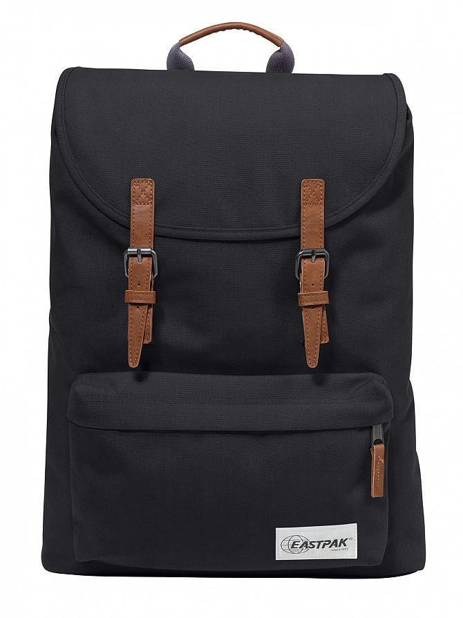Eastpak Opgrade Dark London Logo Backpack