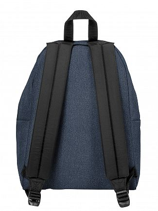 Eastpak Double Denim Padded Pak R Logo Backpack