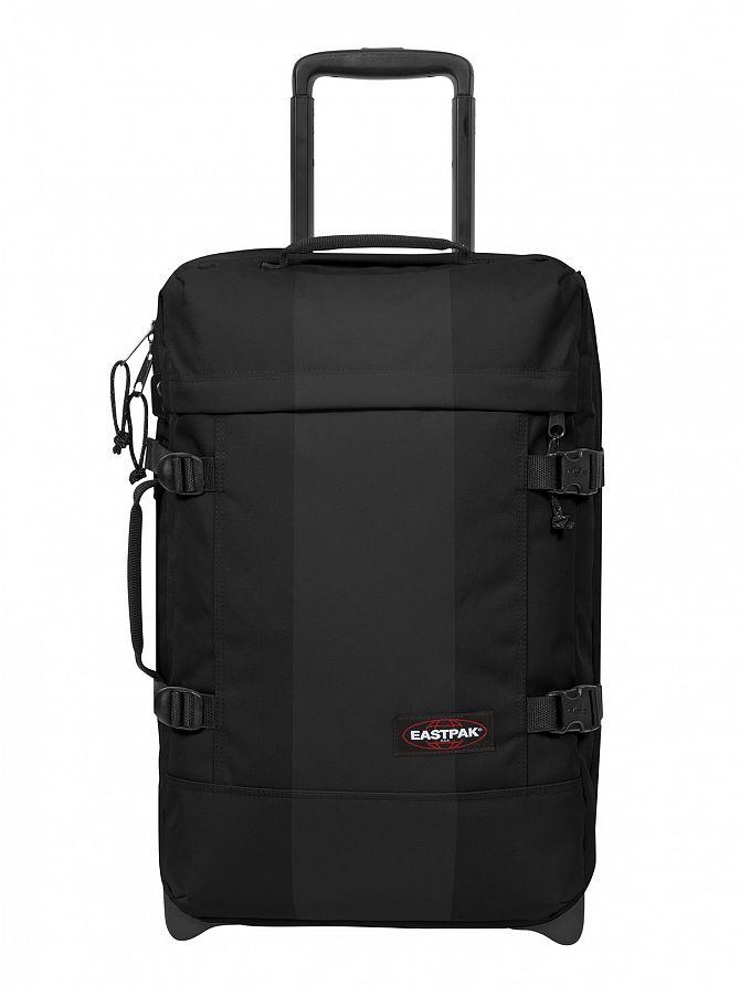 Eastpak Black Rubber Tranverz S Cabin Luggage Case