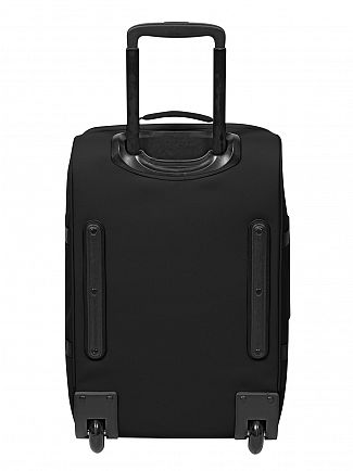 Eastpak Black Rubber Tranverz S Cabin Luggage Case