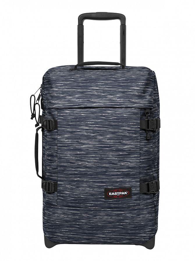 Eastpak Knit Grey Tranverz S Cabin Luggage Case