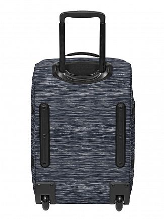 Eastpak Knit Grey Tranverz S Cabin Luggage Case