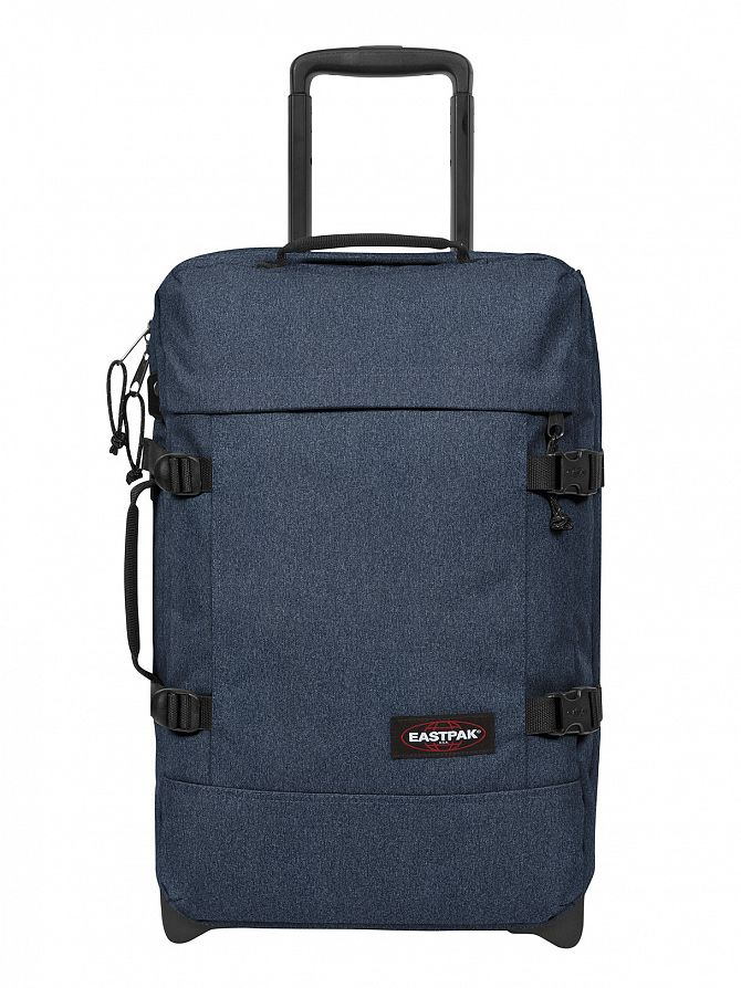 Eastpak Double Denim Tranverz S Cabin Luggage Case