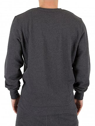 G-Star Black Heather Core Logo Sweatshirt