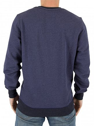 G-Star Sartho Blue Core Logo Sweatshirt